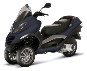 piaggio mp3 125 motorroller scooter tuning. Black Bedroom Furniture Sets. Home Design Ideas