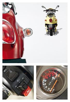 Tschibo Motorroller